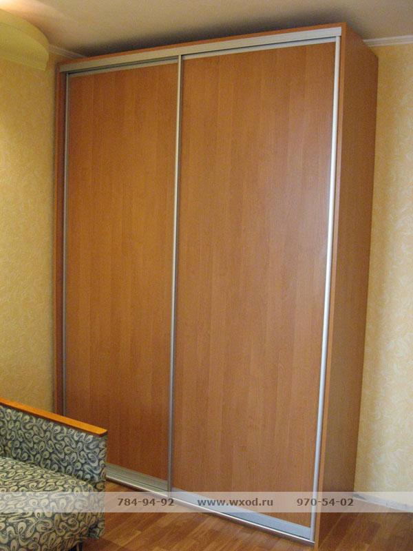 Сделать двери в шкаф